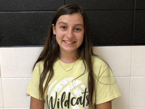 Volleyball Athlete of the Week: Brooklyn Walker