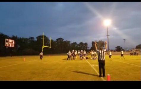 Touchdown Wildcats!