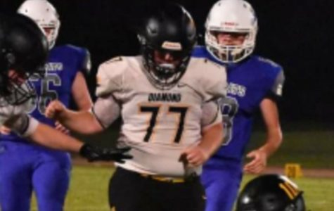Football Athlete of the Week: Arian England