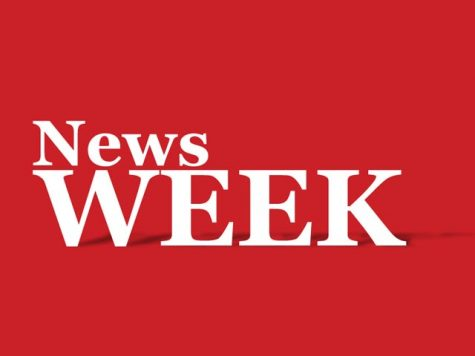 "Diamond Makes ""News Week"""