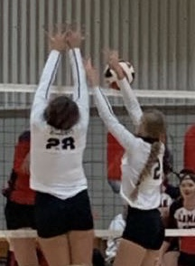 Volleyball Athlete of the Week: Makaylynn Lafferty
