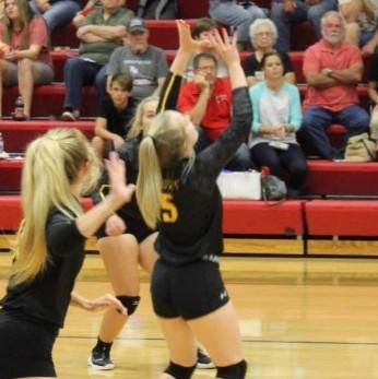 Volleyball Athlete of the Week: Reagan Brasier