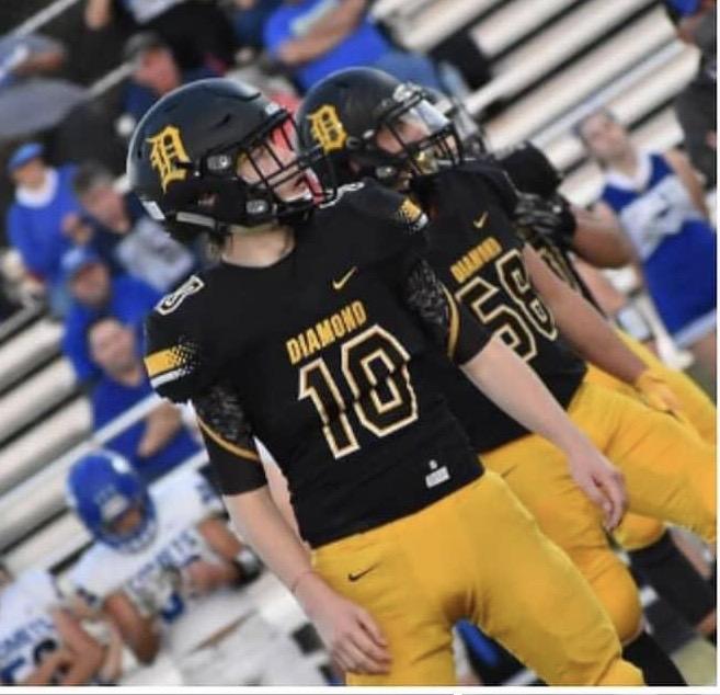 Football Athlete of the Week: Cody Behler