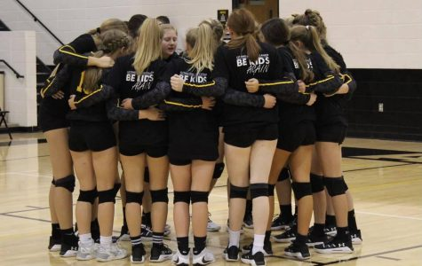 Volleyball Districts Are Heading Our Way!