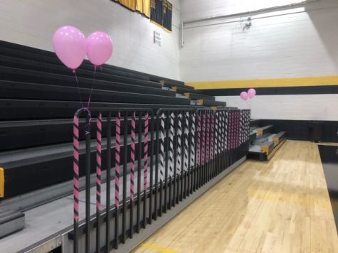 Pink Out- 'Blocking' Out Cancer