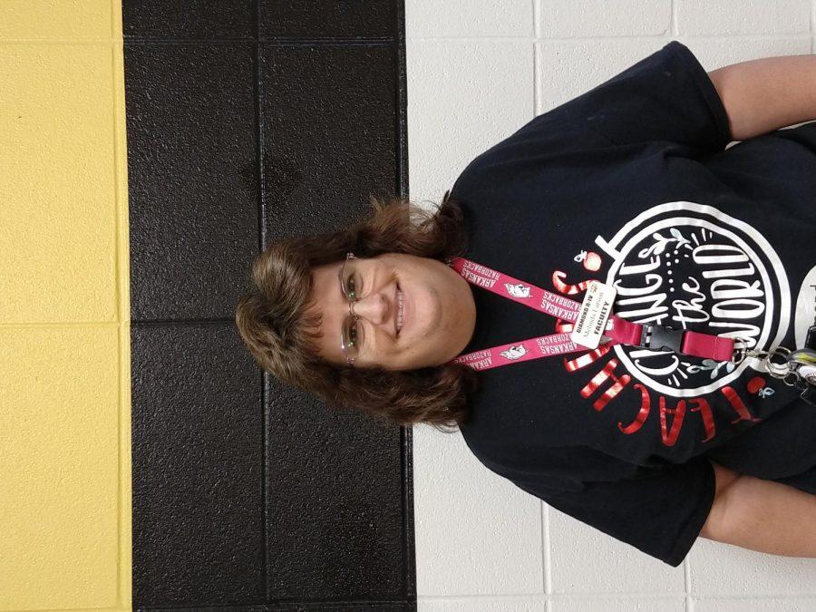 Teacher Spotlight: Mrs.Larson