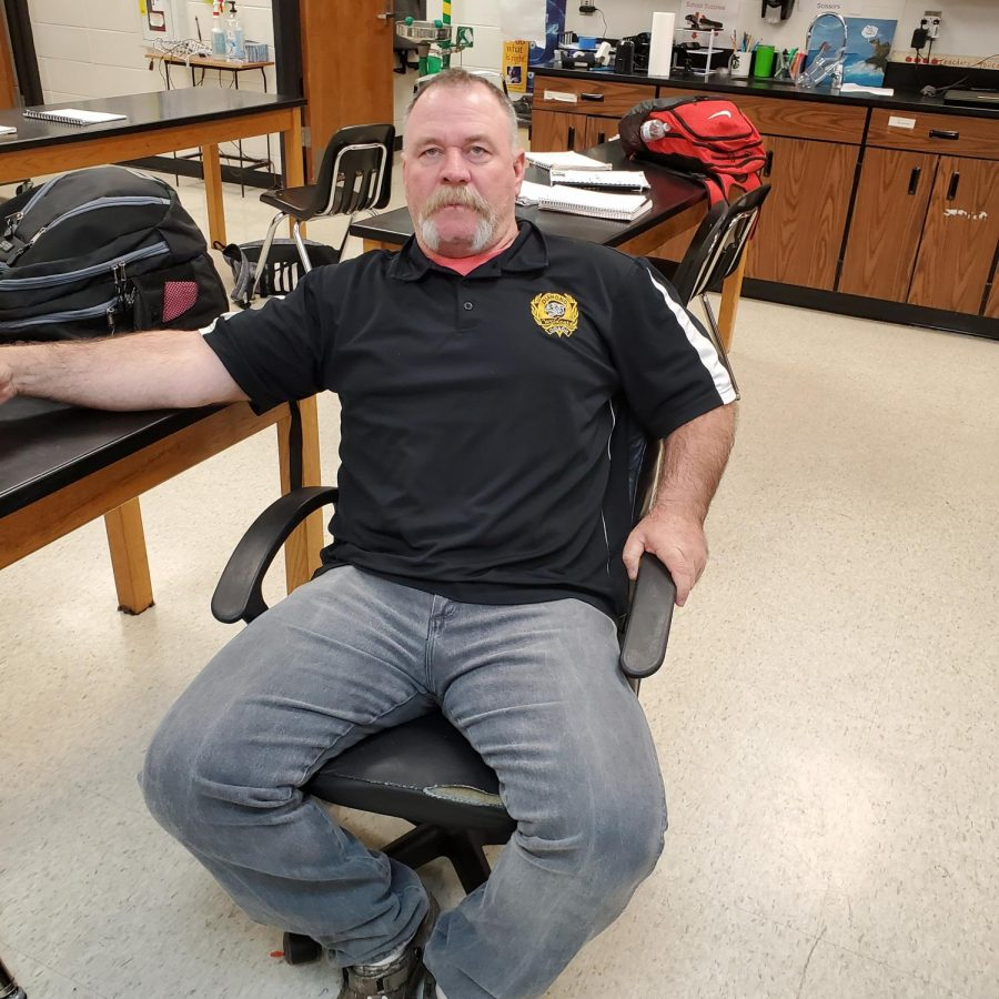Teacher Spotlight: Mr. Curran