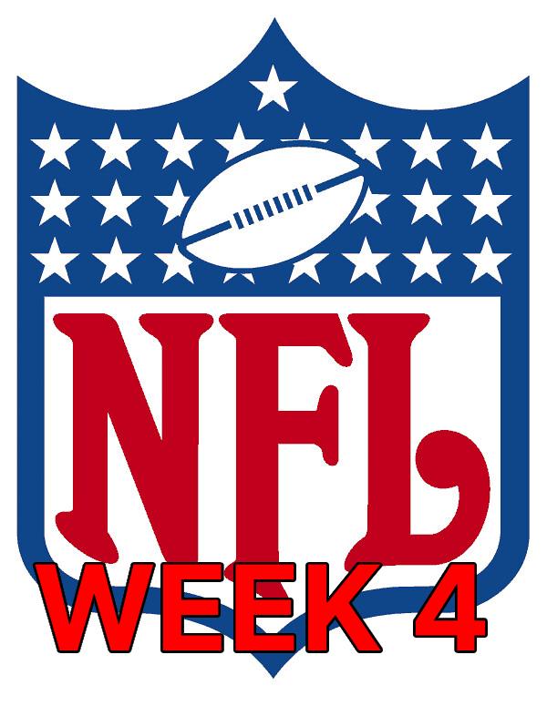 NFL Recap Week 4