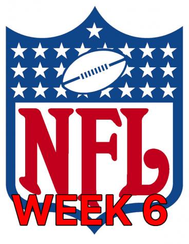 NFL Recap Week 6