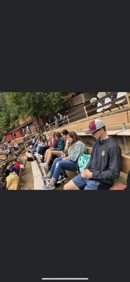 Diamond Wildcats Go to Silver Dollar City for Career Day